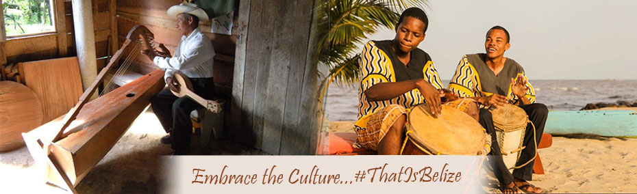 Embrace the culture...that is Belize