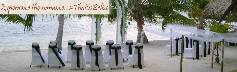 Experience the romance...that is Belize